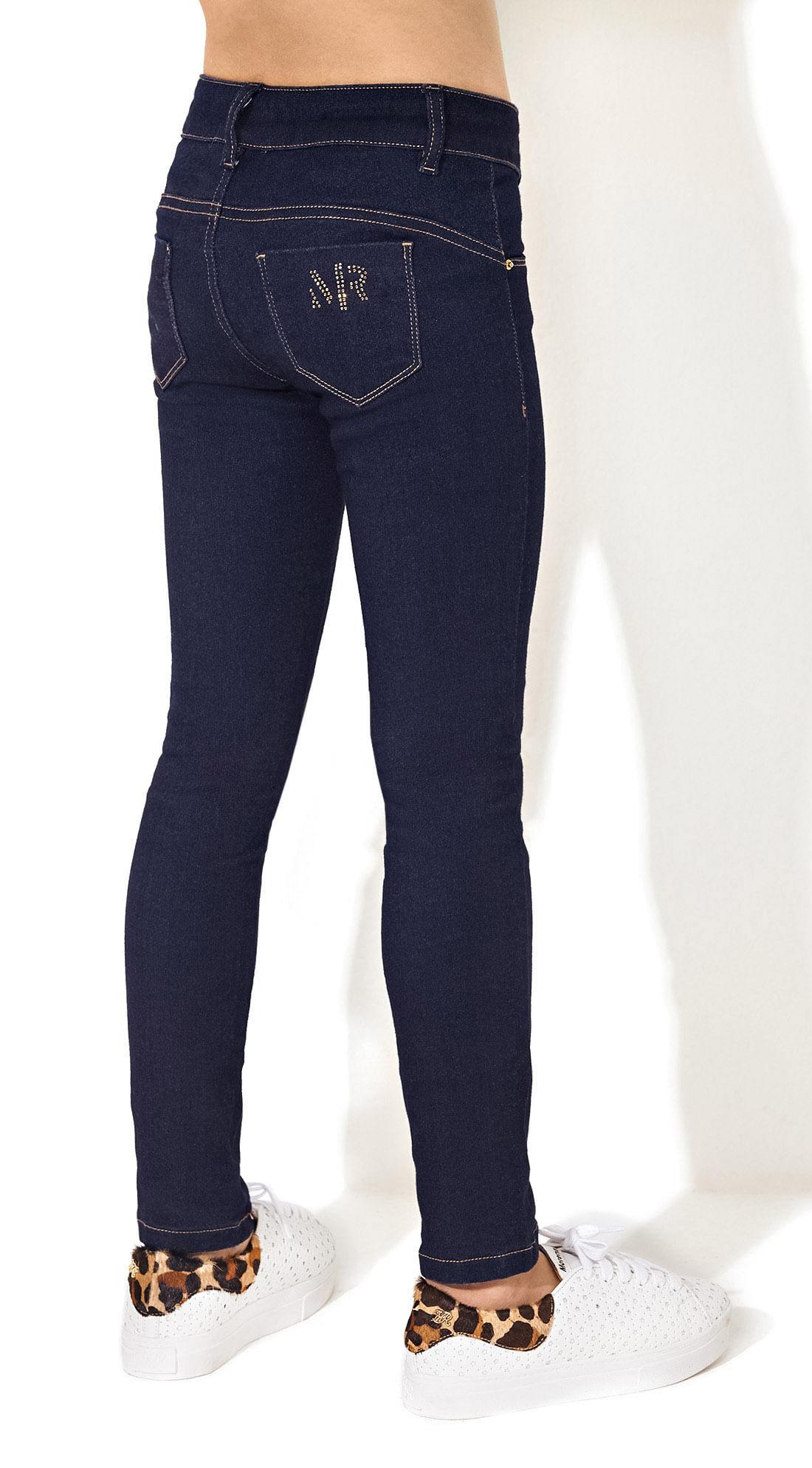 b9027e2adf3296 Calca Jeans Andreia Cos Intermediario Tal Mae Tal Filha Jeans