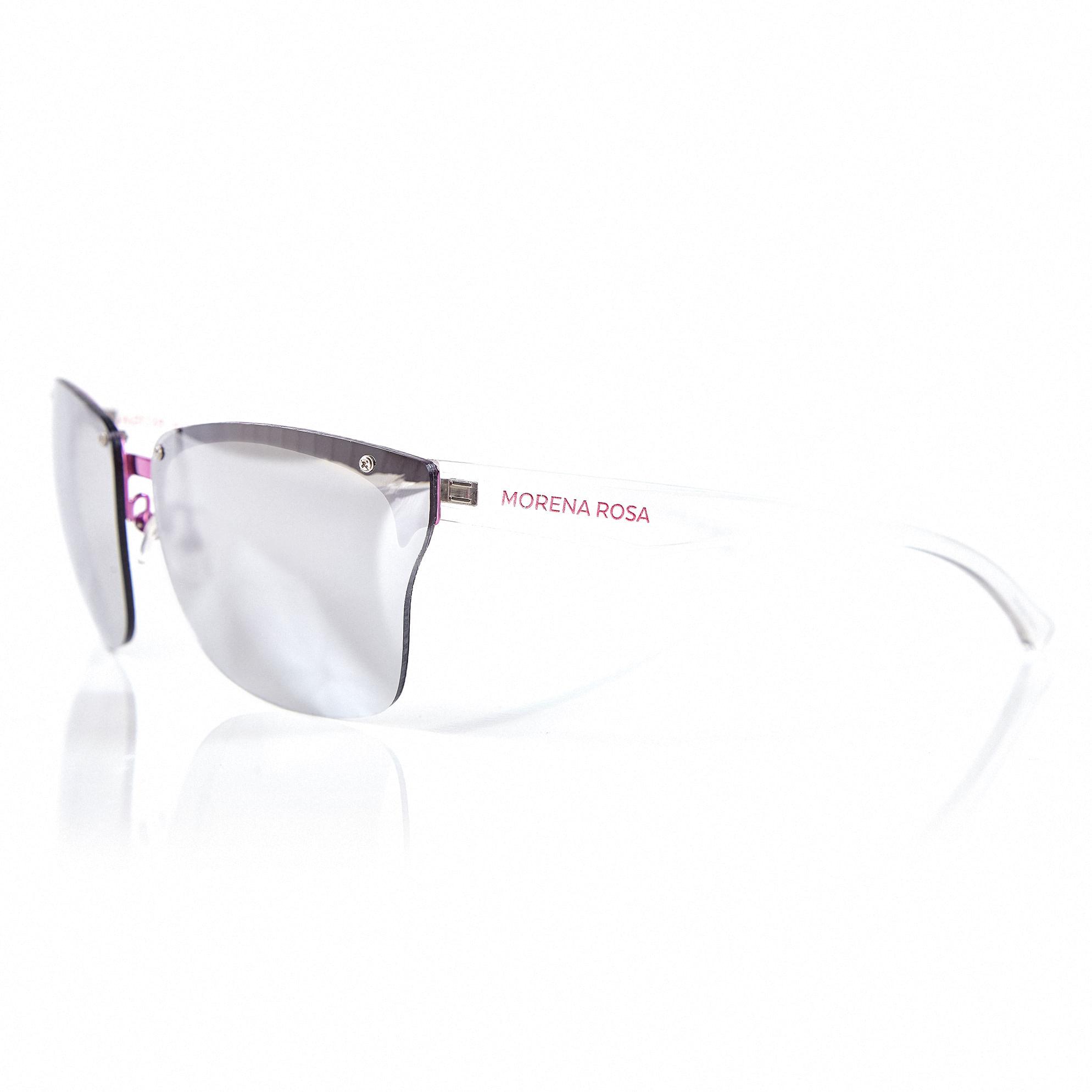 Oculos Quadrado Lente Espelhada A Fio Prata - morenarosa 6f68c4ef83