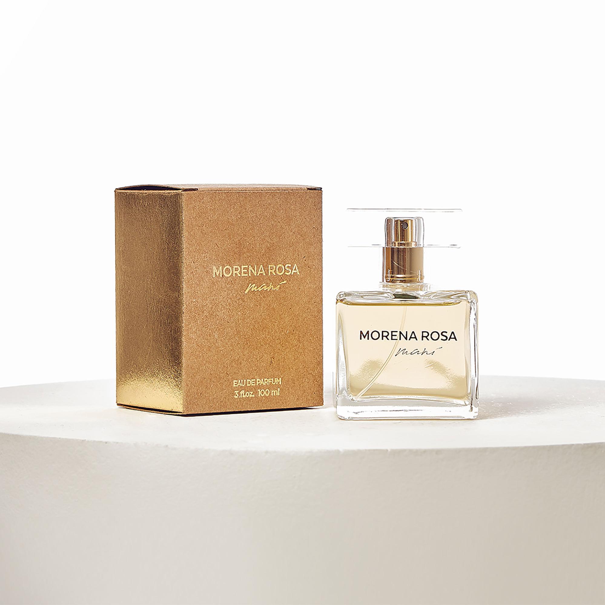 d31282334 Perfume Eau De Parfum Morena Rosa Maní 100ml - morenarosa